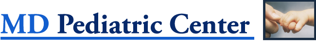 MD Pediatric Center Logo